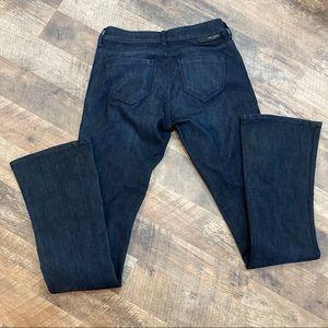 Mavi Gold Victoria Low Rise Mini Flare Jeans LONG
